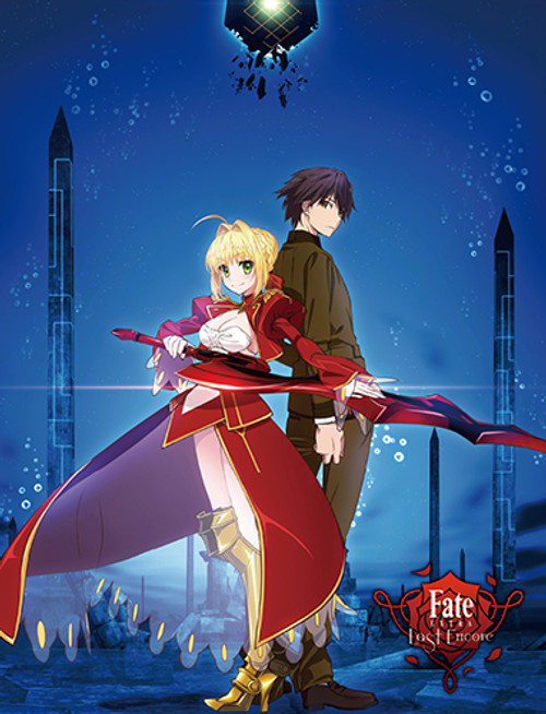 Fate/extra Last Encore - Key Art 3 Sublimation Throw 7606118BAS
