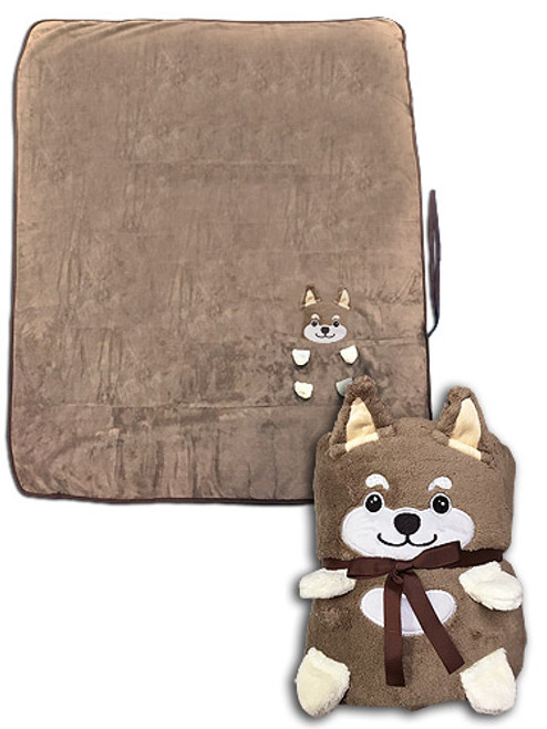 Great Eastern - Shiba Throw Blanket 7603818BAS