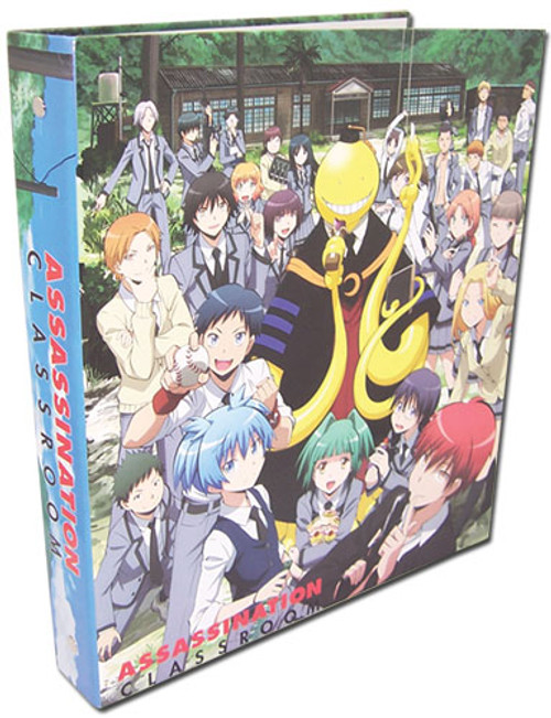 Assassination Classroom - Full Group Binder 1316018BAS