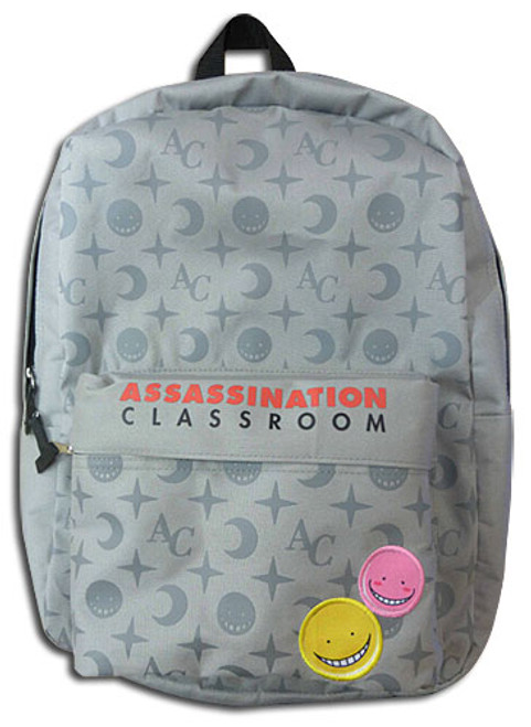Assassination Classroom - Anime Monogram Backpack Bag 8463918BAS