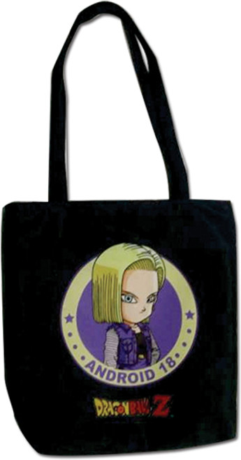 Dragon Ball Z - Android 18 Tote Bag 8247418BAS