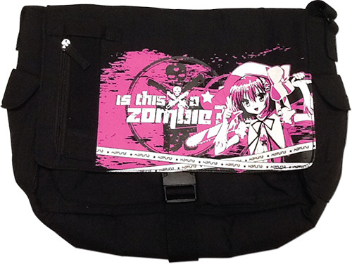 Is This A Zombie - Haruna Pink Messenger Bag 1182718BAS