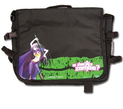 Is This A Zombie - Seraphim Messenger Bag 1111018BAS