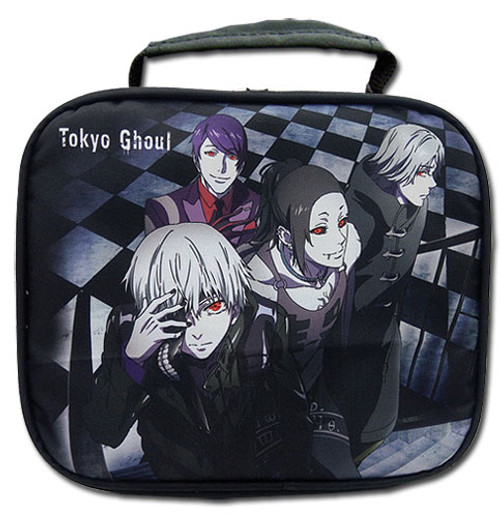 Tokyo Ghoul - Ghoul Group Lunch Bag 1123518BAS