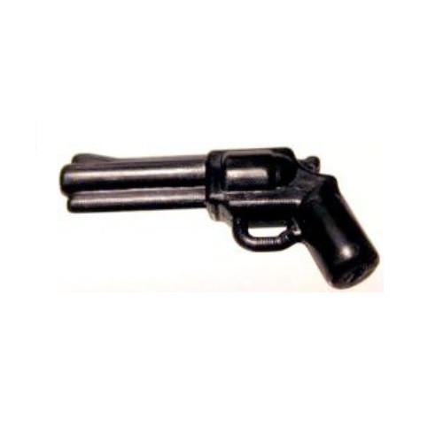 BrickArms Black Magnum Revolver