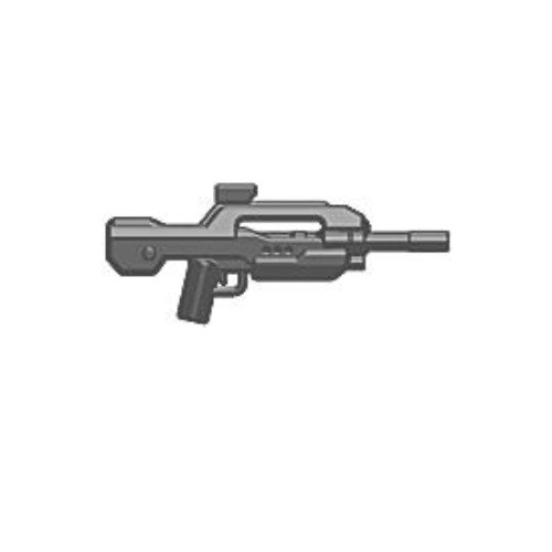 BrickArms TITANIUM XBR4 Battle Rifle