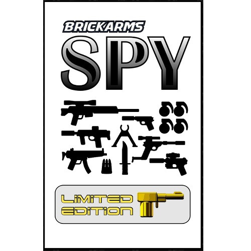 BrickArms Spy Pack
