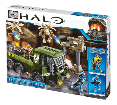 Mega Bloks HALO WARS Covenant Drone [Attack] Outbreak, a featured HALO WARS Mega Bloks CONSTRUCTION SET.