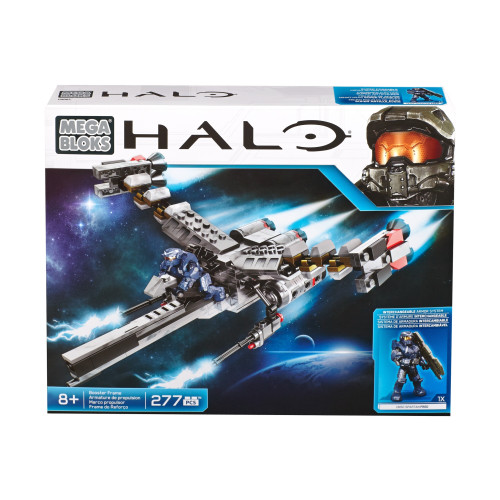 Mega Bloks HALO WARS EVA Booster Frame, a featured HALO WARS Mega Bloks CONSTRUCTION SET.