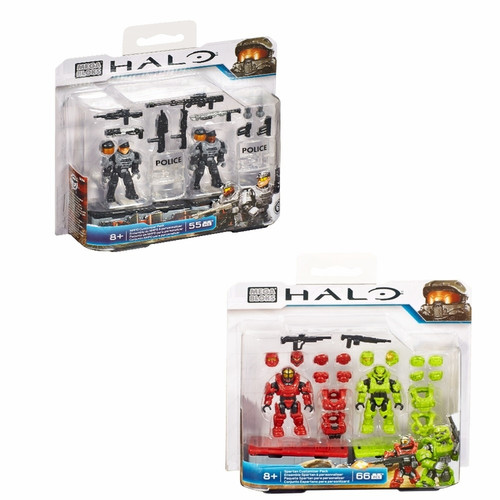Mega Bloks HALO WARS Customizer Bundle, a featured HALO WARS Mega Bloks CONSTRUCTION SET.
