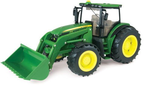 ERTL John Deere Big Farm JD 6210R Tractor with Loader 1:16 Scale