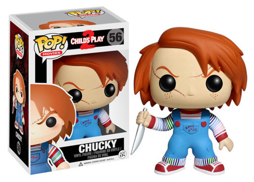 Child's Play Chucky Funko Pop! Movies Vinyl Figure