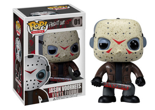 Friday the 13th Jason Voorhees Funko Pop! Movies Vinyl Figure