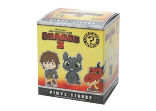 How To Train Your Dragon HTTYD Mystery Pack Funko Minifigures Blindbox