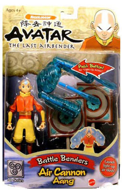 Avatar: The Last Airbender Air Cannon Aang