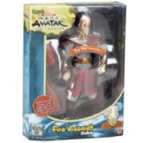 Avatar: The Last Airbender Fire Assault Zuko
