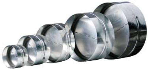 ACTIVE AIR - BACKDRAFT DAMPER 4""