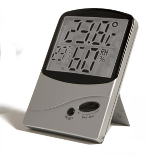 ACTIVE AIR - HYGRO THERMOMETER LARGE DISPLAY