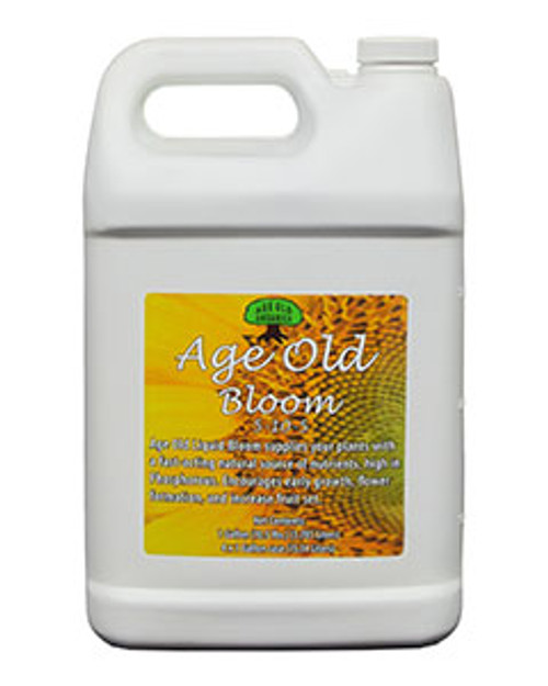 AGE OLD ORGANICS - BLOOM LIQUID 1 GAL