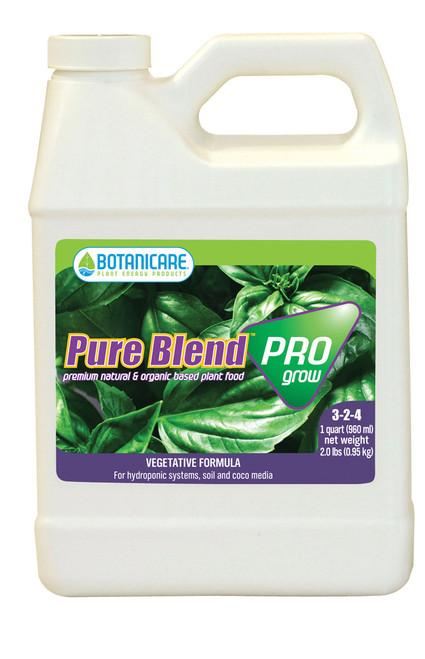 BOTANICARE - PURE BLEND PRO GROW 1 QT
