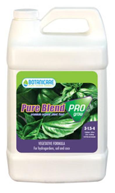 BOTANICARE - PURE BLEND PRO GROW 2.5 GAL