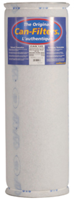 CAN - CARBON FILTER WITHOUT FLANGE 125 510-1020CFM