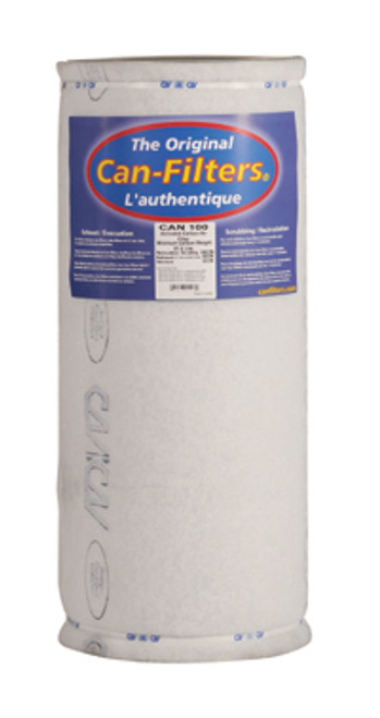 CAN - CARBON FILTER WITHOUT FLANGE CAN 100 840CFM