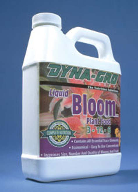 DYNA GRO - LIQUID BLOOM 1 GAL