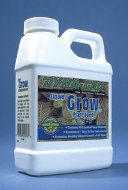 DYNA GRO - LIQUID GROW 1 GAL