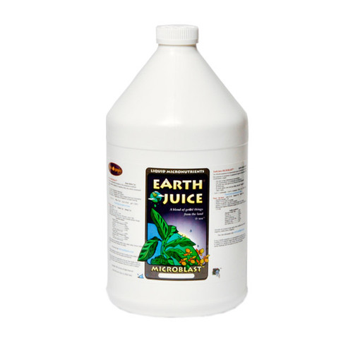 EARTH JUICE - MICROBLAST 1 GAL