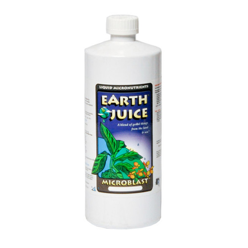 EARTH JUICE - MICROBLAST 1 QT