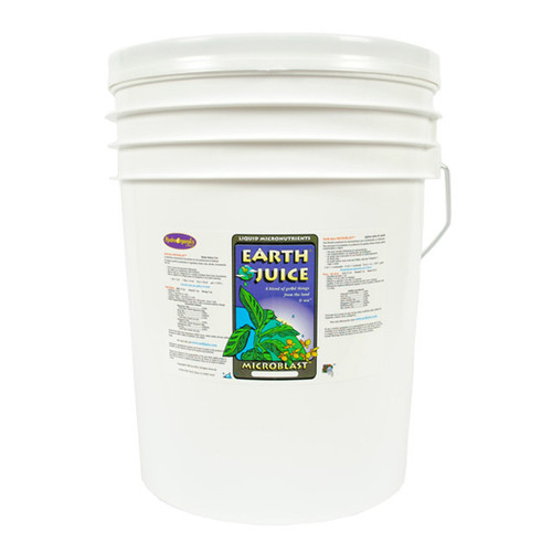 EARTH JUICE - MICROBLAST 5 GAL