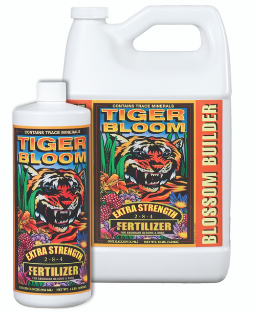 FOX FARM - TIGER BLOOM 1 GAL