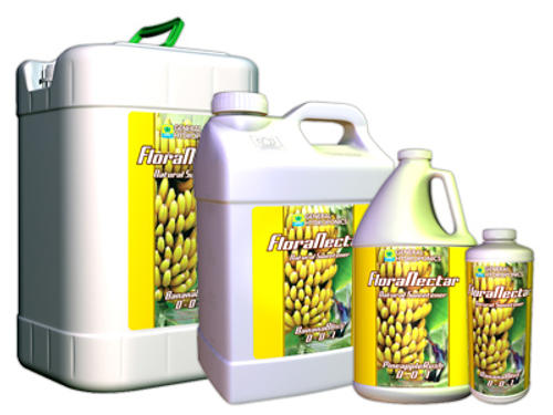 GENERAL HYDROPONICS - FLORANECTAR BANANA BLISS 1 GAL