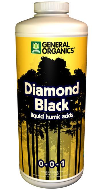 GENERAL ORGANICS - LIQUID DIAMOND BLACK 1 QT