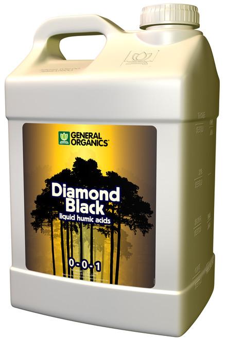 GENERAL ORGANICS - LIQUID DIAMOND BLACK 2.5 GAL