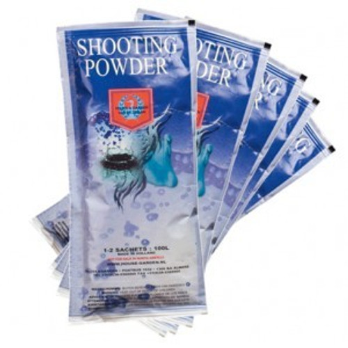 HOUSE AND GARDEN - SHOOTING POWDER BOX 5 PACK