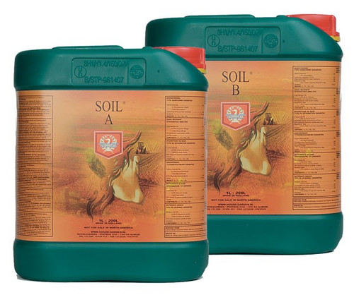 HOUSE AND GARDEN - SOIL NUTRIENT A 5L