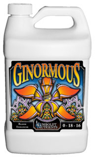 HUMBOLDT NUTRIENTS - GINORMOUS 1 GAL