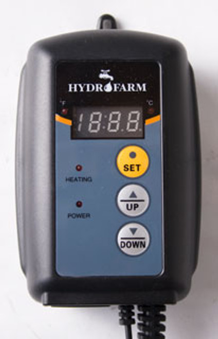 HYDROFARM - HEAT MAT TEMPERATURE CONTROLLER