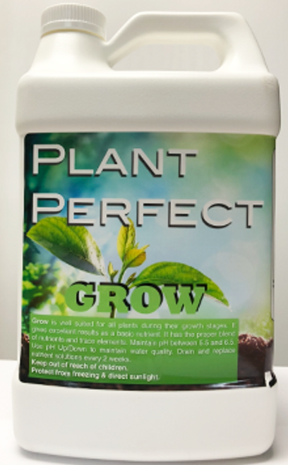 PLANT PERFECT GROW 2.5GAL