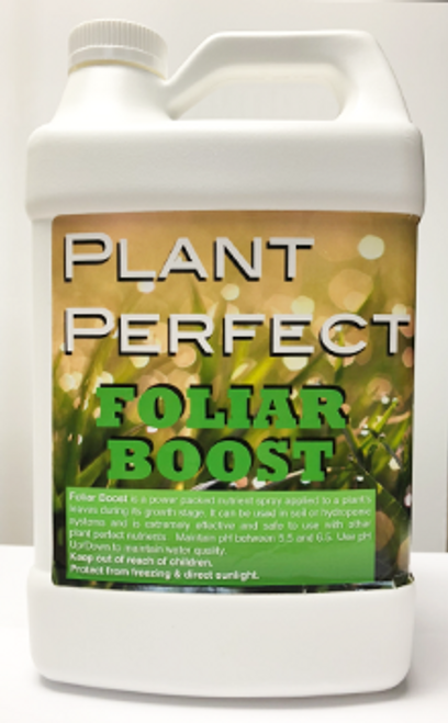 PLANT PERFECT FOLIAR BOOST QT
