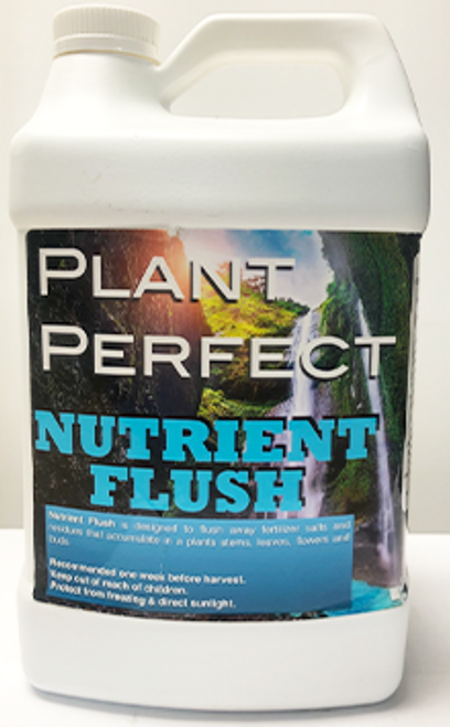 PLANT PERFECT NUTRIENT FLUSH QT