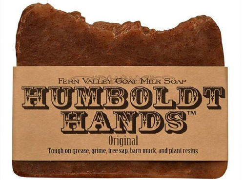 HUMBOLDT HANDS SOAP