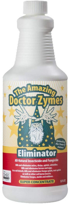 AMAZING DOCTOR ZYMES ELIMINATOR QUART
