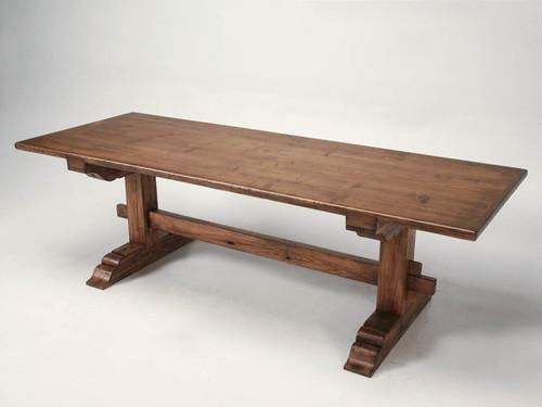 Authentic Italian Style Farm Table Main