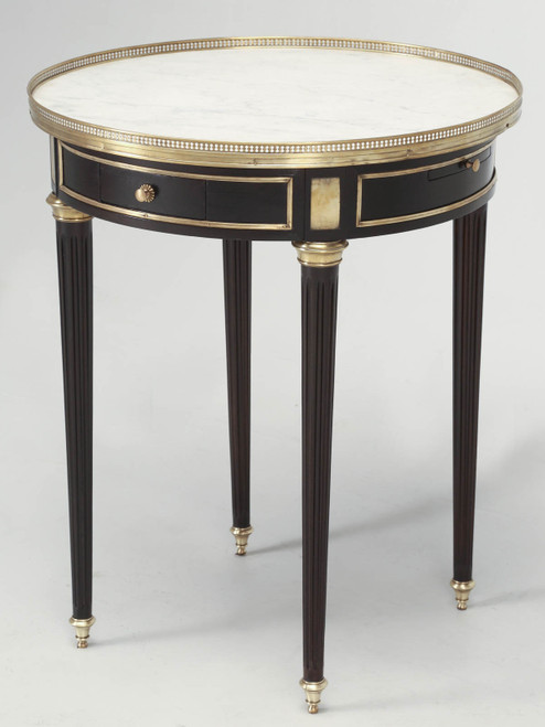 Louis XVI Style Side, or Occasional Table