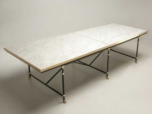 Industrial Style Dining Table Main