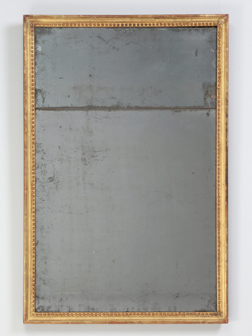 Antique French Louis XVI Epoque Gilded Mirror