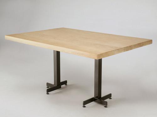 Custom Mid-Century Modern Dining Table, Desk, Console Main